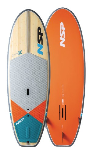 SUP Foil surf wave paddleboard NSP