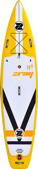 Touring paddleboard Zray Fury