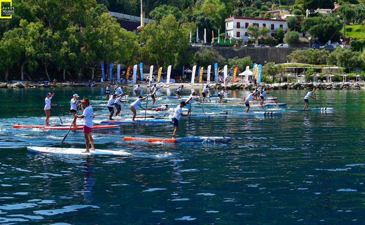 EuroTour_Corfu Emerald Cup start